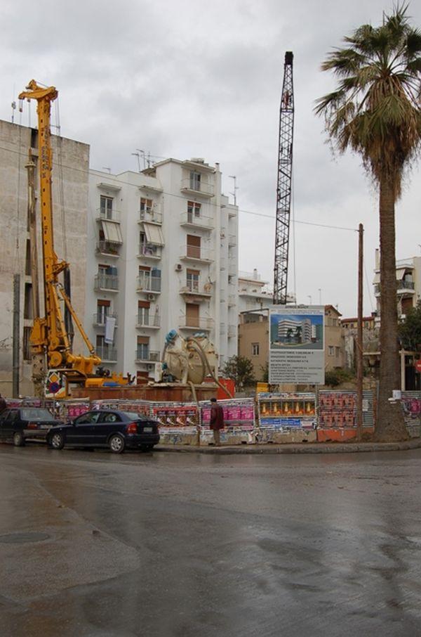 Σκάνδαλο αλά ΕΡΓΗΛ το γκαράζ της Φιλελλήνων