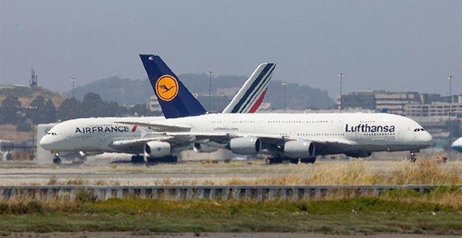 Τέλος οι πτήσεις από το Σινά για Lufthansa & Air France