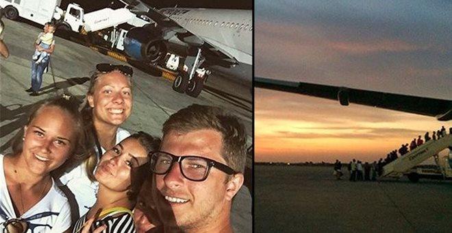 Αίγυπτος: Έβγαζαν σέλφι λίγο πριν τη συντριβή του Airbus..