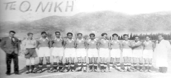 Γρηγόρης Καρταπάνης: Επιτυχίες του βολιώτικου ποδοσφαίρου (Μέρος γ')