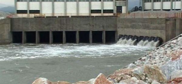 Νερό από τον Πηνειό στην Κάρλα ενισχύει τα υδατικά αποθέματα