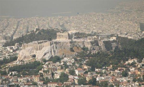 Μάστιγες για τις ελληνικές πόλεις έλλειψη πρασίνου - ηχορύπανση