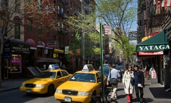 Νέα Υόρκη: Πρασίνισε το Μεγάλο Μήλο