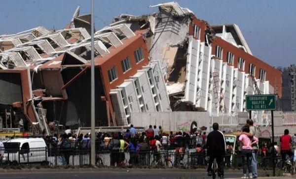 Σεισμός 6,8 βαθμών στην Χίλη