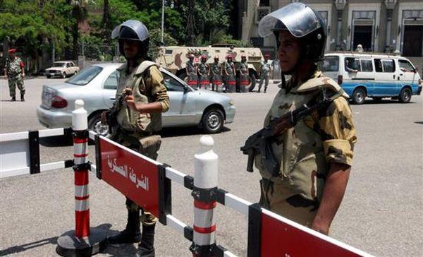 Σύλληψη δημοσιογράφου στην Αίγυπτο