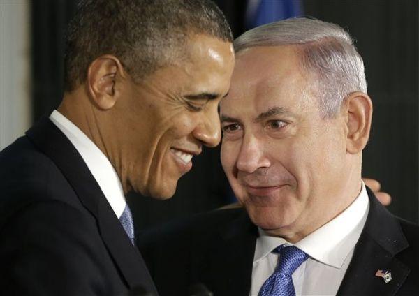 Πρώτη συνάντηση Ομπάμα - Νετανιάχου μετά τη συμφωνία με το Ιράν
