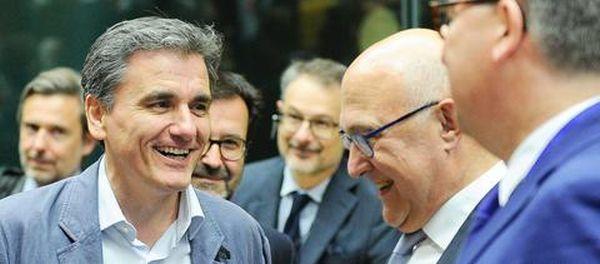 Συμφωνία ως 15 Νοεμβρίου και έκτακτο EuroWorking Group για τα 2 δισ. ευρώ