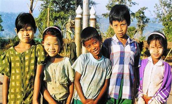 Η Μιανμάρ πιο γενναιόδωρη χώρα στον κόσμο