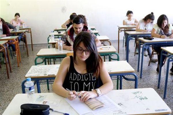 Προς κατάργηση τα ειδικά μαθήματα στις πανελλαδικές εξετάσεις