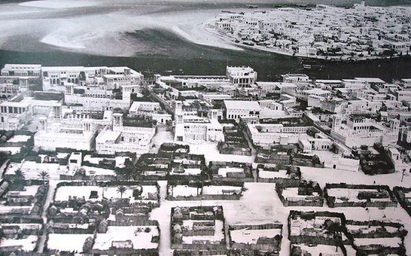 Το Ντουμπάι από το 1950 έως σήμερα