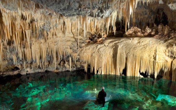 Ένα από τα ωραιότερα σπήλαια στον κόσμο βρίσκεται στην Ελλάδα