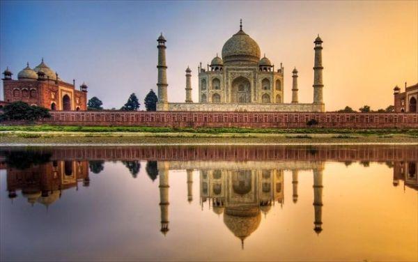 Φωτογραφική περιήγηση στην Ινδία