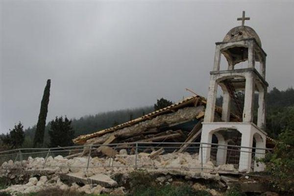Ο σεισμός μετακίνησε 36 εκατοστά προς το Νότο τη Λευκάδα