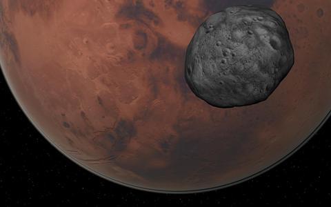 Στα... χνάρια του Κρόνου ο Αρης: Ετοιμάζεται να φορέσει «δαχτυλίδι»