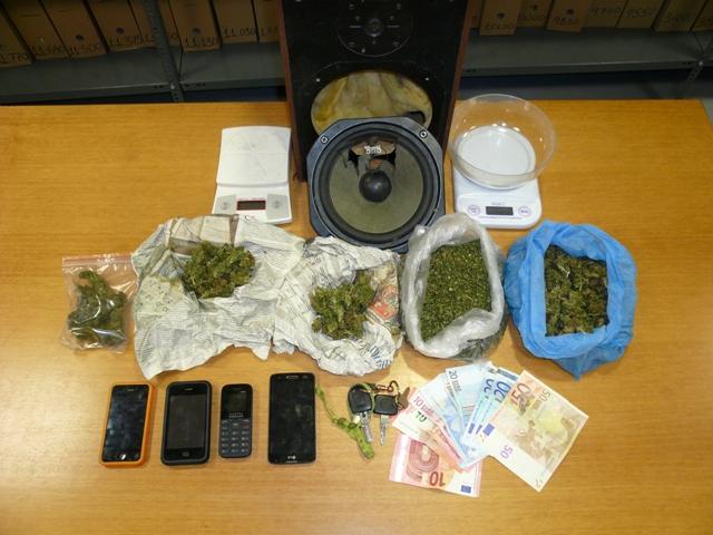 Μπλόκο στο Βόλο σε ντιλ ναρκωτικών