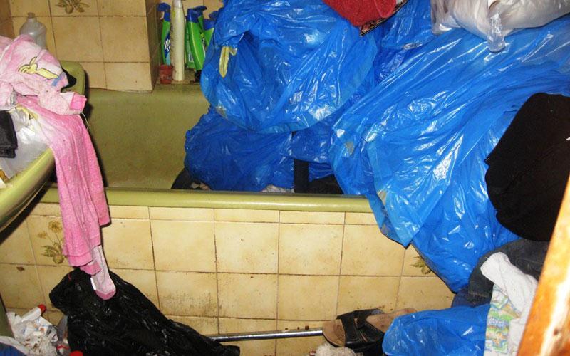 Οικίες – εστίες μόλυνσης για την πόλη Βόλου