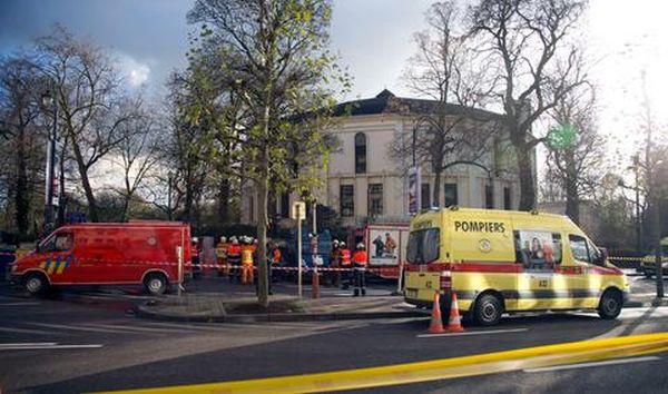 Λήξη συναγερμού στις Βρυξέλλες - Ο ύποπτος φάκελος είχε μέσα αλεύρι
