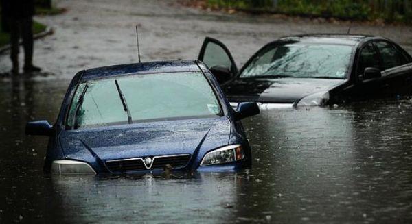 Υψηλός πλημμυρικός κίνδυνος στο Βόλο
