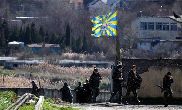 Ουκρανία: Χωρίς ρεύμα μεγάλο μέρος της Κριμαίας