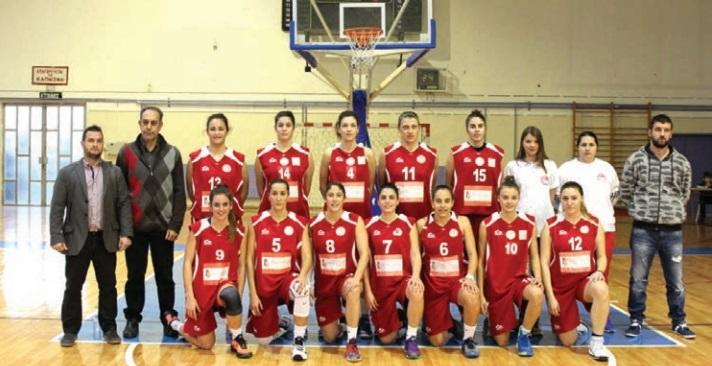 Νίκη για τα κορίτσια του Ολυμπιακού  Βόλου