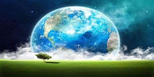 Δείτε πώς η Γη... αναπνέει!