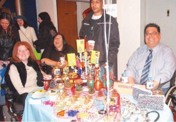 Υποστήριξη ατόμων με κινητική αναπηρία από ομάδα μελών του «Ιππόκαμπου»