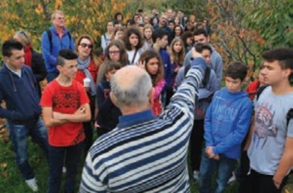 Πολυπολιτισμική εμπειρία στον Πτελεό στο πλαίσιο του προγράμματος Εrasmus+