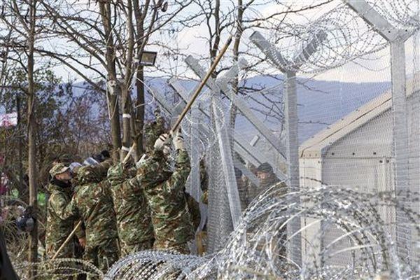 Τα 40 χλμ θα φτάσει ο φράχτης στη σύνορα με την ΠΓΔΜ, σύμφωνα με δημοσιεύματα