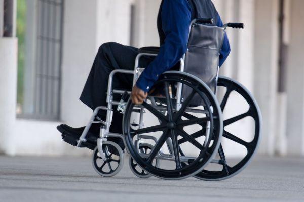 Βήμα στους κινητικά ανάπηρους