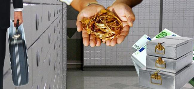 Περιουσιολόγιο: Δηλώστε χρυσαφικά και χρήματα άνω των 15.000 ευρώ