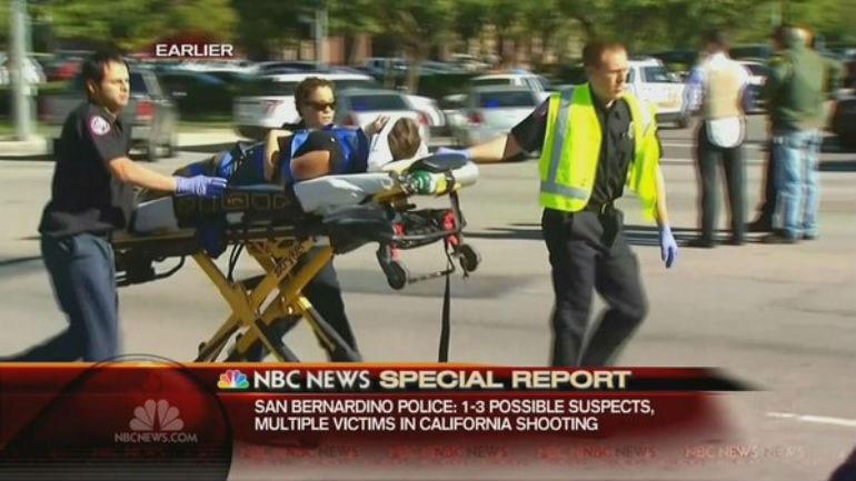 Νεκρός ο ένας από τους δράστες του μακελειού στην Καλιφόρνια