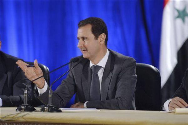 Άσαντ: Η ήττα του ISIS θα είναι ο πολιτικός θάνατος του Ερντογάν