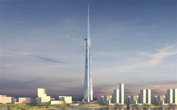 Πωλούνται διαμερίσματα στον ουρανό της Σαουδικής Αραβίας