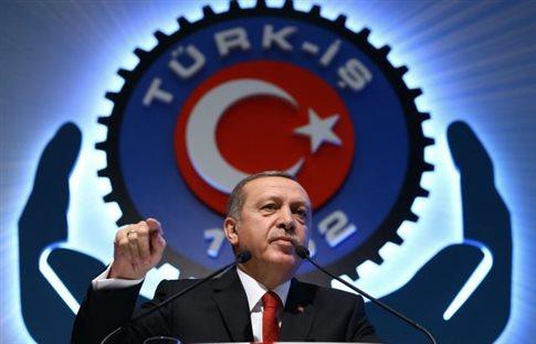 Ερντογάν: Τα ρωσικά αντίποινα δεν επηρεάζουν τον ενεργειακό σχεδιασμό μας