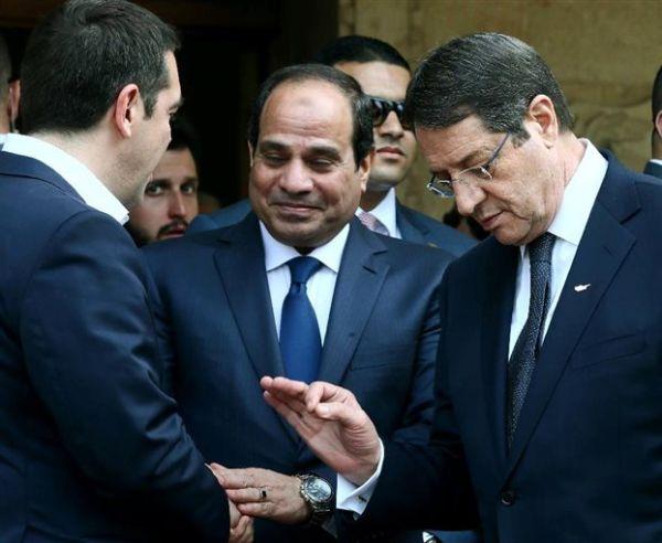 Την Τρίτη στην Αθήνα ο πρόεδρος της Αιγύπτου