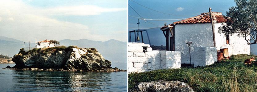 Γρηγόρης Καρταπάνης:Ο Αη Νικόλας ο θαλασσινός