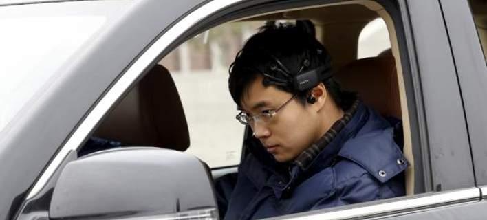 Κίνα: Δημιούργησαν αυτοκίνητο που ελέγχεται μόνο με την σκέψη