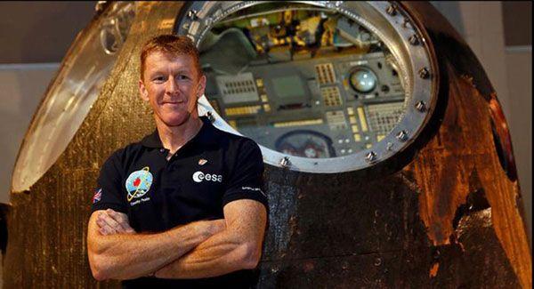 Aστροναύτης θα τρέξει στο μαραθώνιο του Λονδίνου... από το Διάστημα!