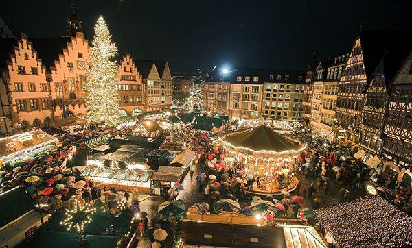 Οι πιο… χριστουγεννιάτικες πόλεις της Ευρώπης!