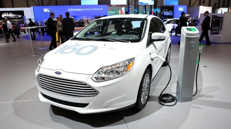 Έρχεται το ηλεκτροκίνητο Ford Focus