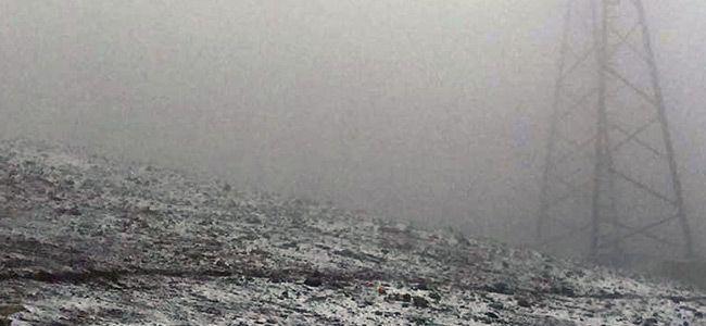 Το πρώτο χιόνι στο Χιονοδρομικό Κέντρο Πηλίου