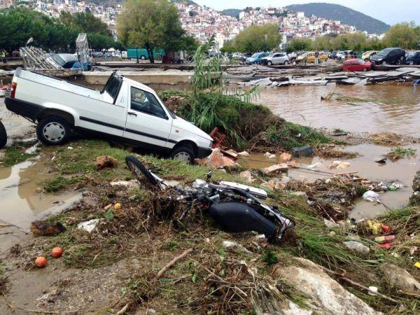 Αμεση αποκατάσταση ζημιών ζητούν οι Σκοπελίτες