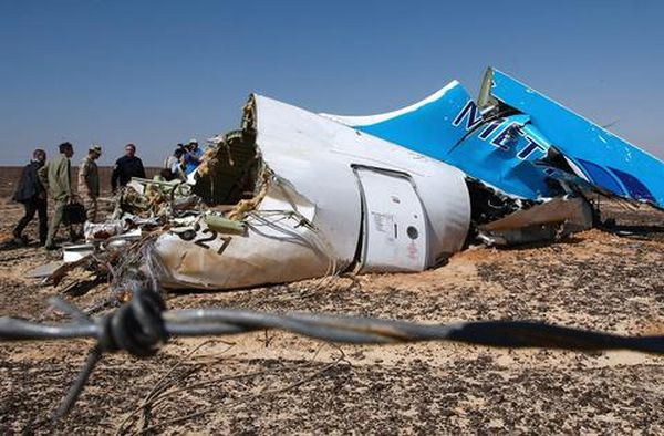 Αίγυπτος: Δεν οφείλεται σε τρομοκρατική ενέργεια η συντριβή του ρωσικού Airbus
