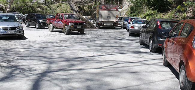 Λύση στο πρόβλημα του πάρκινγκ στη Μακρινίτσα