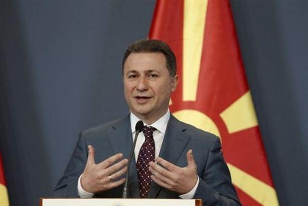 Είμαστε ανοικτοί σε αλλαγή ονόματος, λέει ο πρωθυπουργός της ΠΓΔΜ