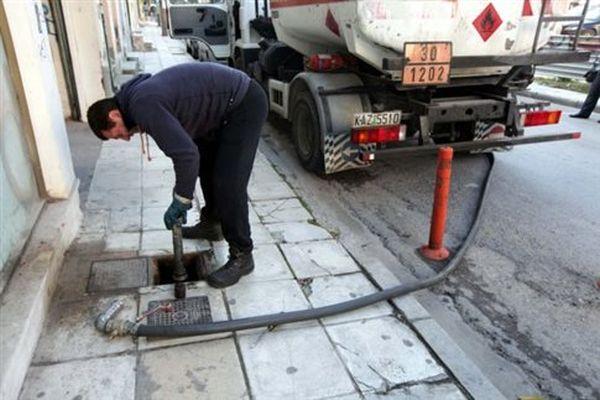 Απογραφή όλων των δεξαμενών καυσίμων μελετά η κυβέρνηση