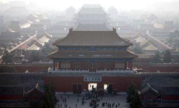 Κίνα: Υψηλές πωλήσεις εμφιαλωμένου αέρα από τον Καναδά λόγω ρύπανσης