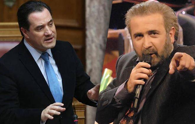 Με σκληρούς χαρακτηρισμούς απαντά ο Λαζόπουλος στον Γεωργιάδη