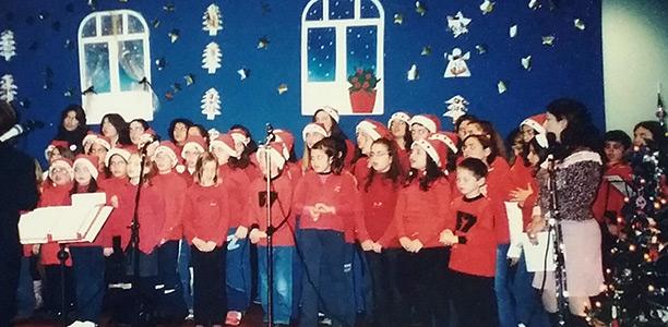 Εορταστικές Χριστουγεννιάτικες εκδηλώσεις στο OLD CITY