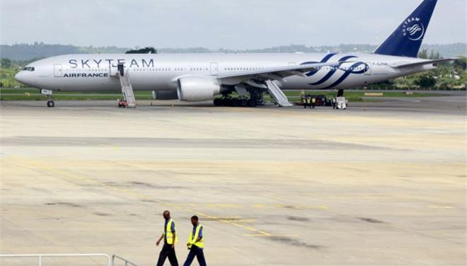 Ύποπτο δέμα σε σκάφος της αεροπορικής εταιρίας Air France
